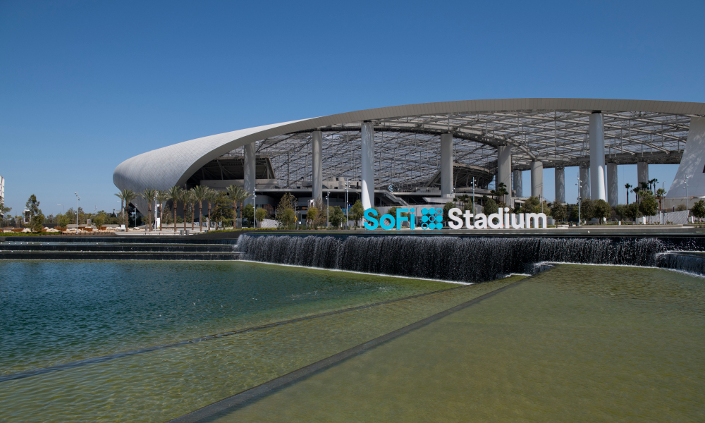 Sofi Stadium And Hollywood Park To Host Vote Center