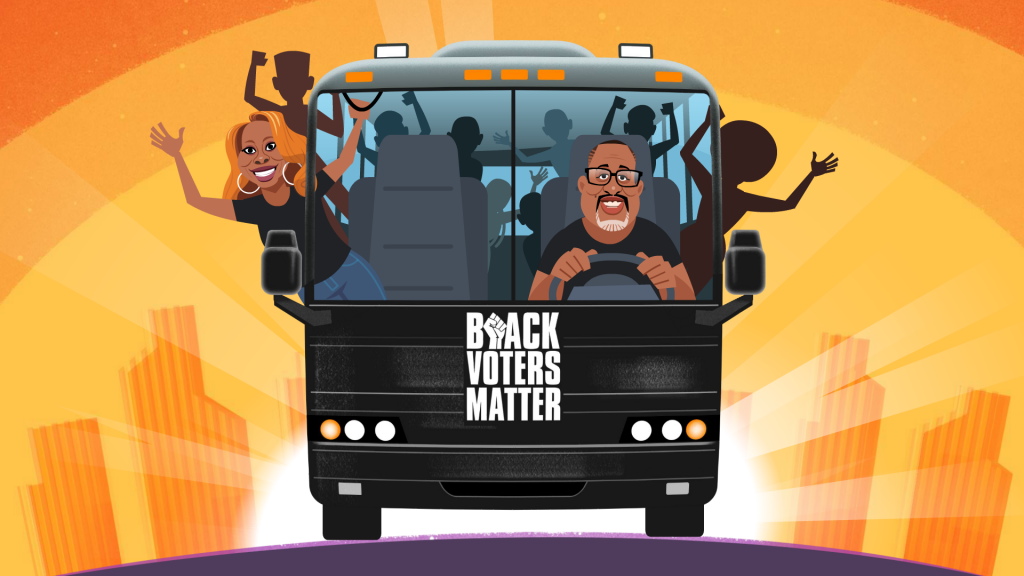 Use Your Black Power at the Polls. VOTE