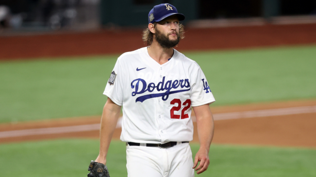 Dodgers Roll In Game One Of World Series