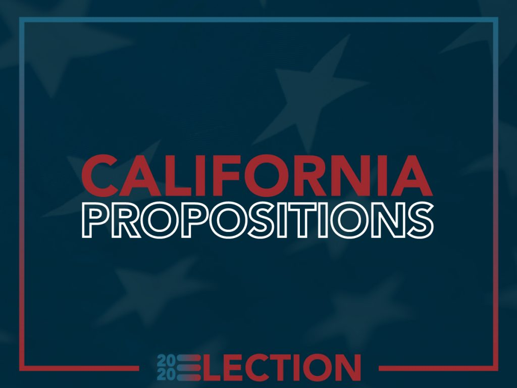 Election 2020: Your Cheat Sheet for 12 Propositions to Know About Before Nov. 3 (Part 2 of 3 Part Series)