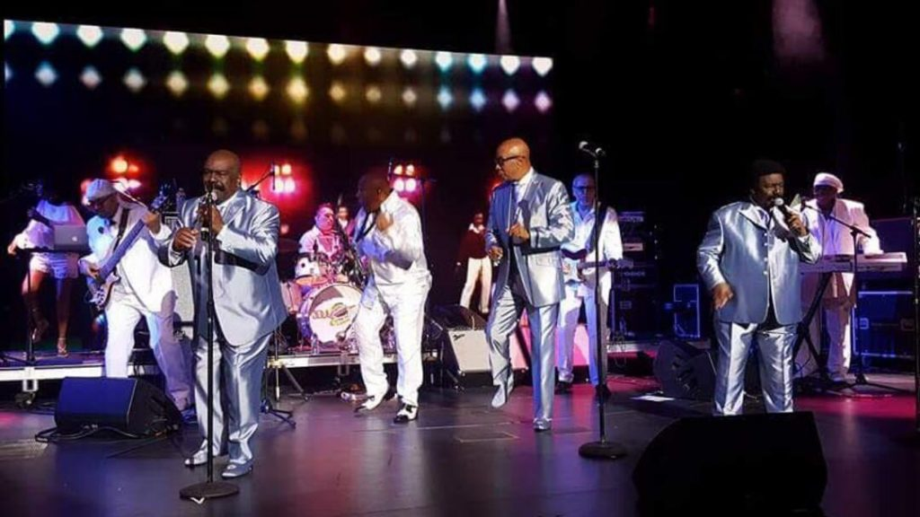 Inspired by George Floyd, Iconic R&B Group 'The Whispers' Delivers New Music and says: 'Go vote!'