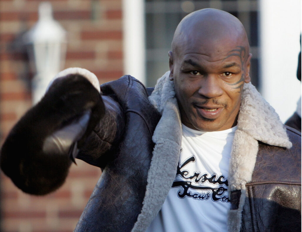 'I'm in the best shape' Mike Tyson Says Ahead of Fight with Roy Jones Jr.