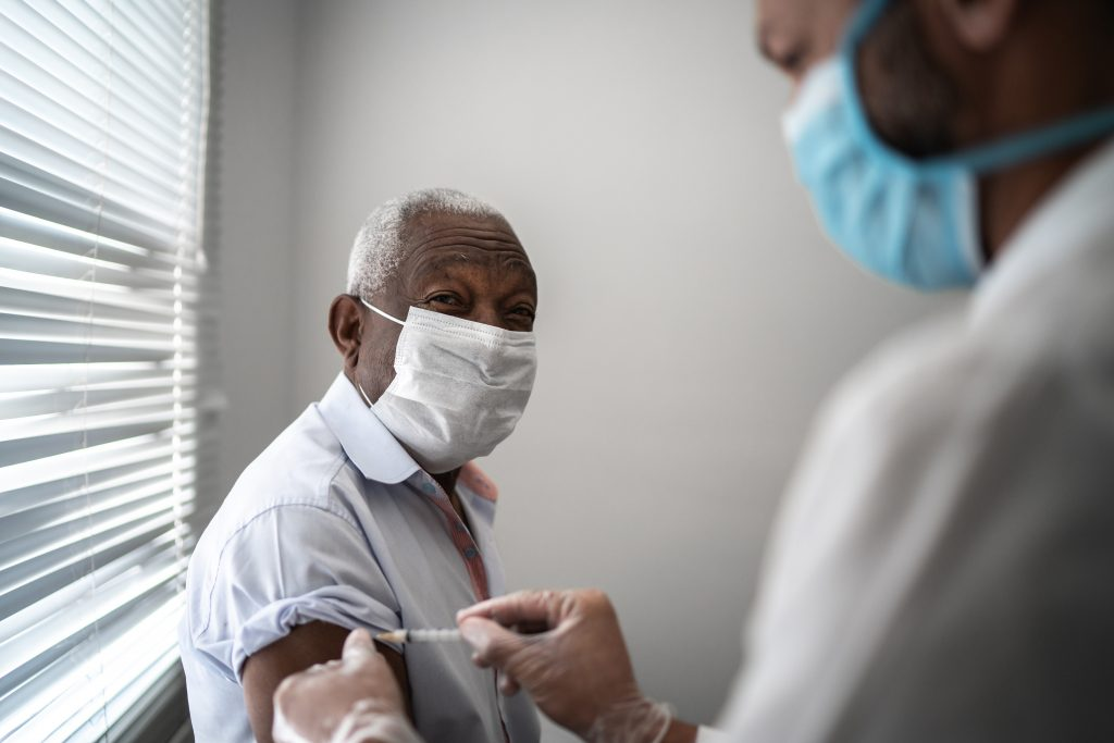 Push is On to Increase African American's Confidence in COVID Vaccine