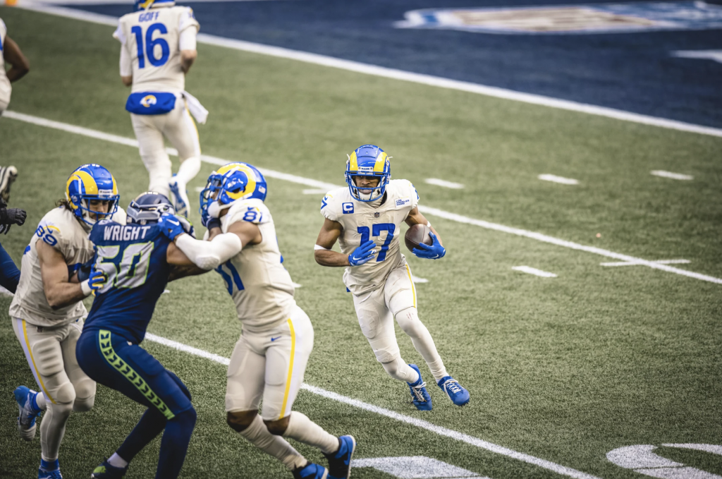 Rams fall with little offense