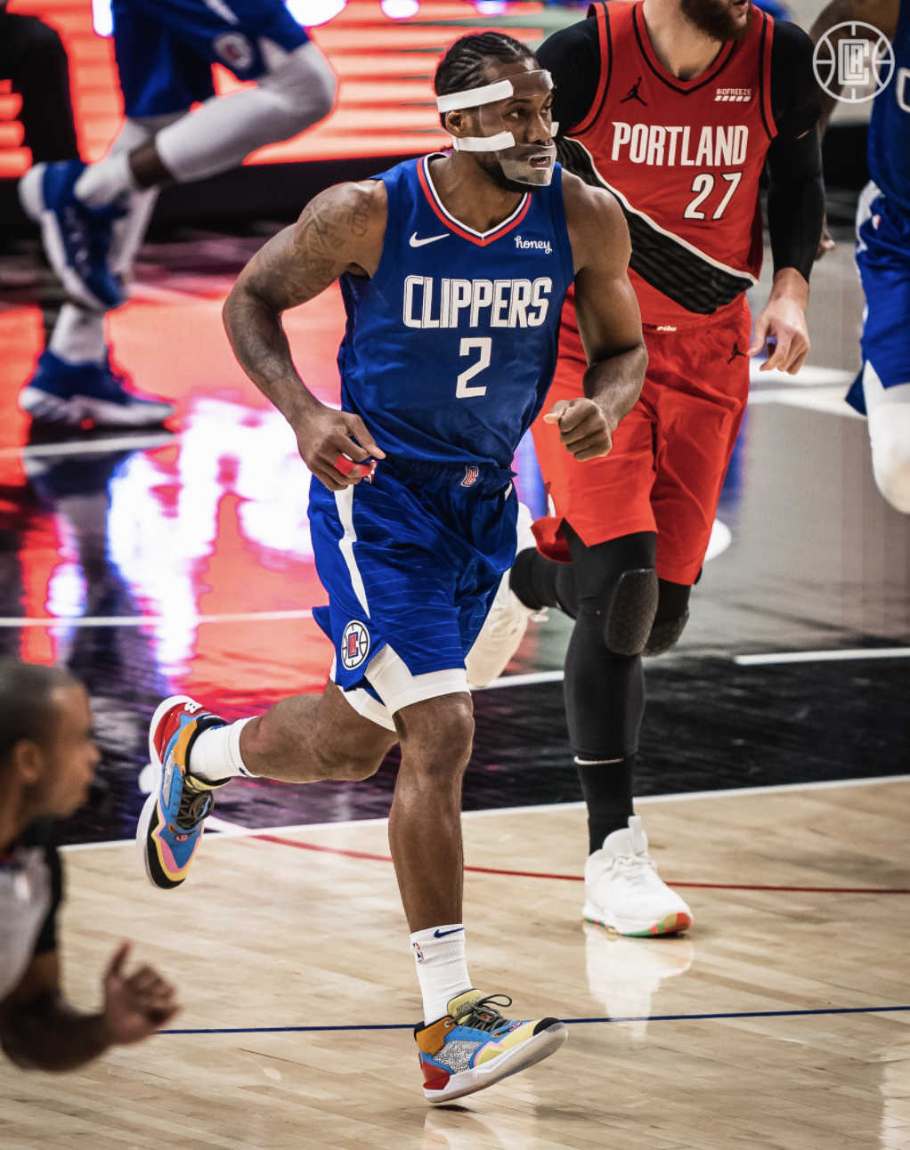 Courtside with Clippers – Week 1