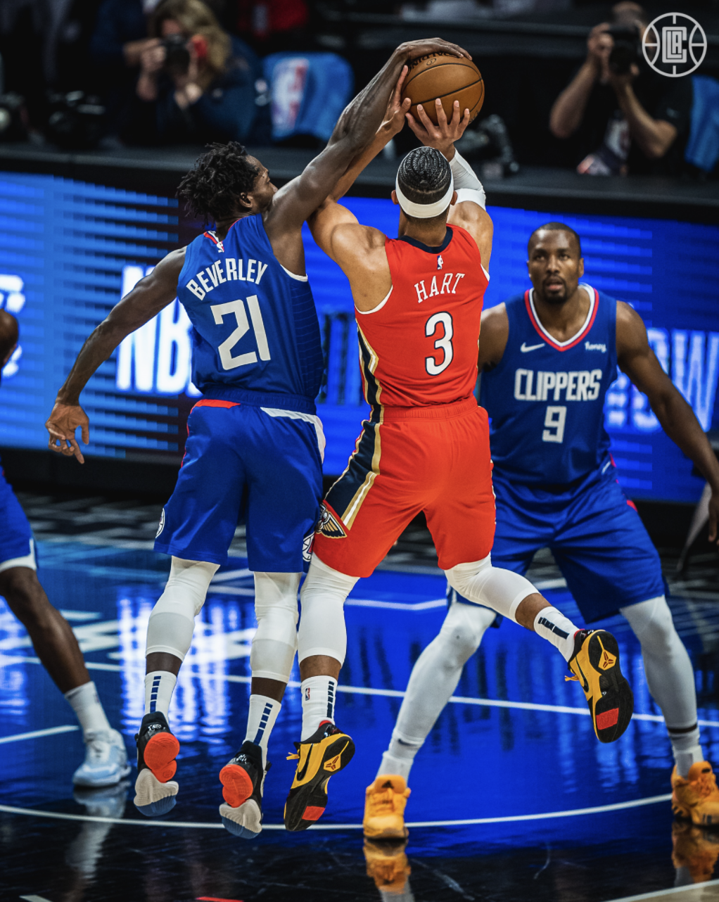 Courtside with Clippers – Week 3