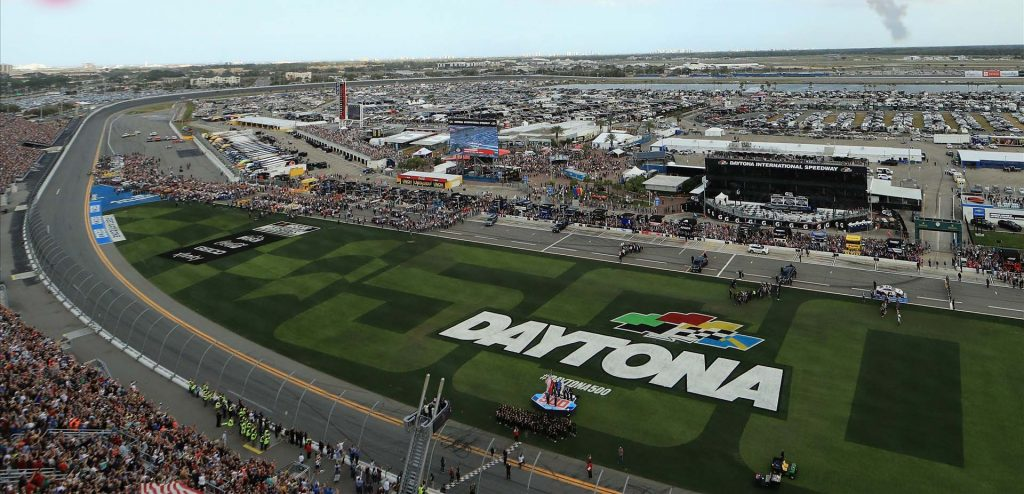 Bell Wins at Daytona-Wallace finishes 27th