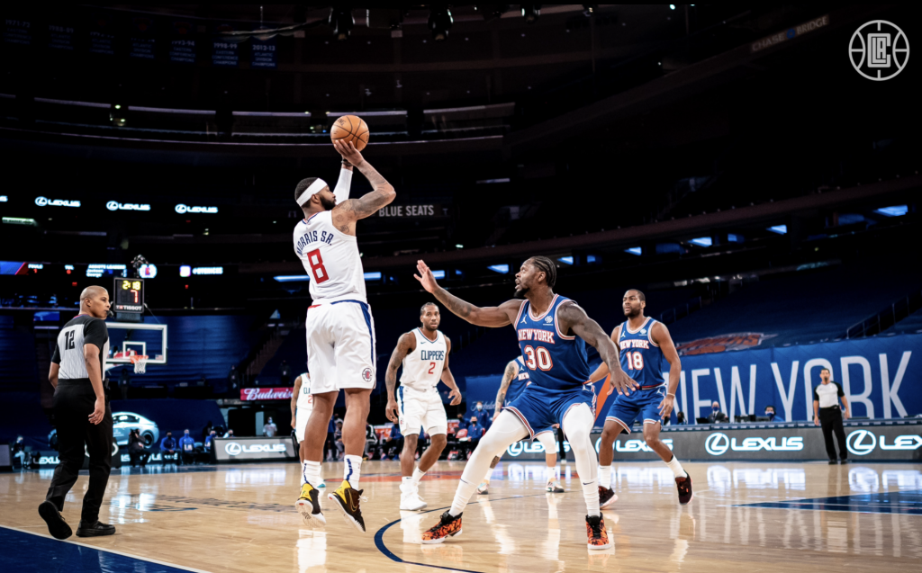 Courtside with Clippers – Week 5