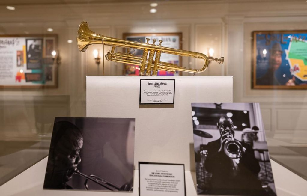 EPCOT Unveils 'The Soul of Jazz: An American Adventure' Exhibit at The American Adventure Pavilion