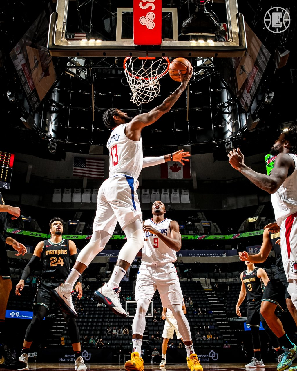 Courtside with Clippers – Week 9
