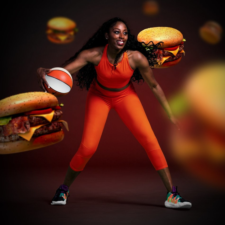 Doordash Unveils New Made By Women Platform And Announces Historic Partnership With Wnba All-Star And Tv Personality Chiney Ogwumike