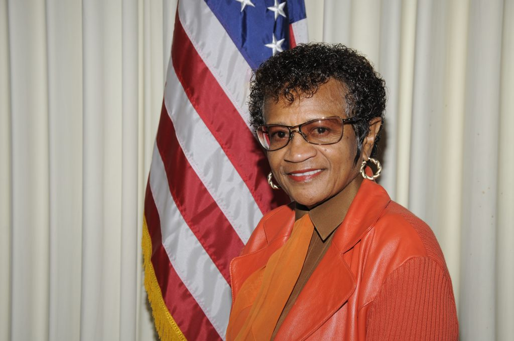 Inglewood's City Treasurer nominated for Woman of the Year by State Senator Steven Bradford