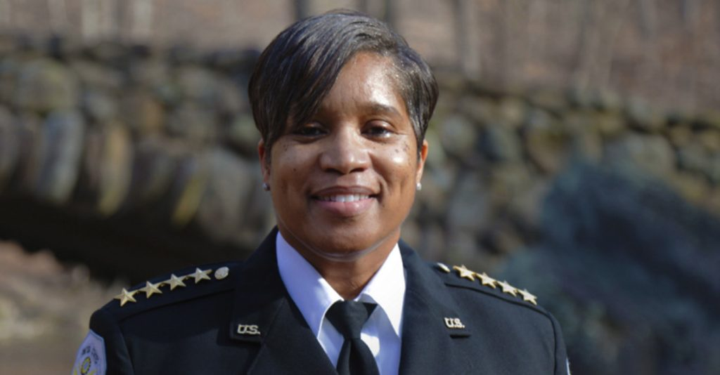 Pamela Smith Named First Black Woman Chief of U.S. Park Police