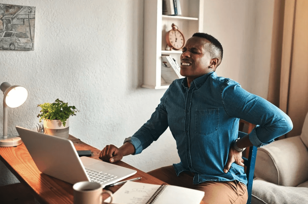 Tips to Strengthen Your CORE to Help Prevent and Treat Back Pain While Working Remotely