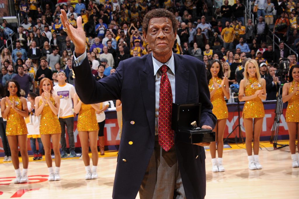 Lakers Statement On The Passing Of Hall Of Famer Elgin Baylor