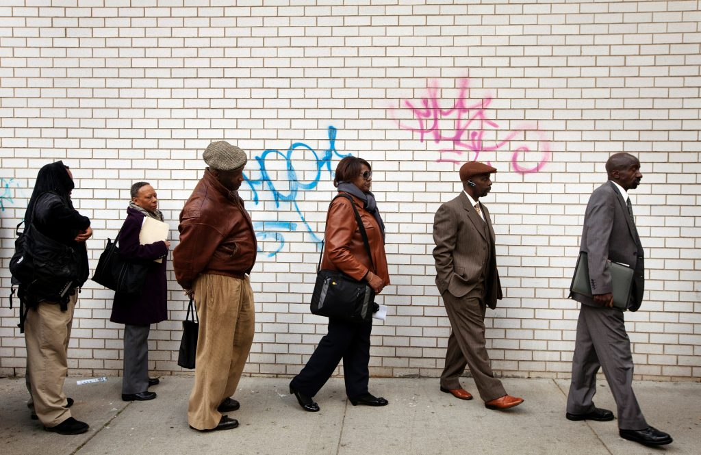 Black Unemployment Increases as California Job Market Recovers
