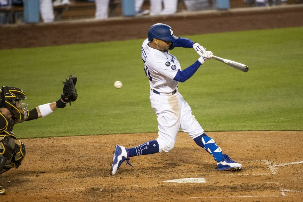 Dodgers have rough stretch