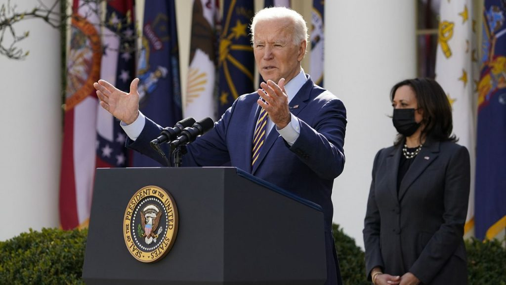 New Benefits for Unemployed Californians in Biden's American Rescue Plan