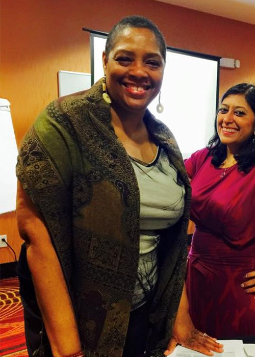 Profile: A Bay Area Rev Brings Healing Approach to Domestic Violence Fight