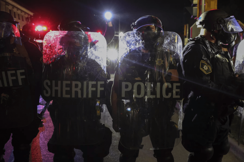 The Lookout: New Bills Aim to Police the Police; Possibly Give Calif Its First Black Sheriff