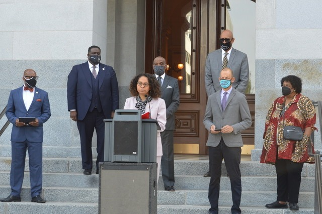 California Elected Officials, Civic Leaders React to George Floyd Verdict