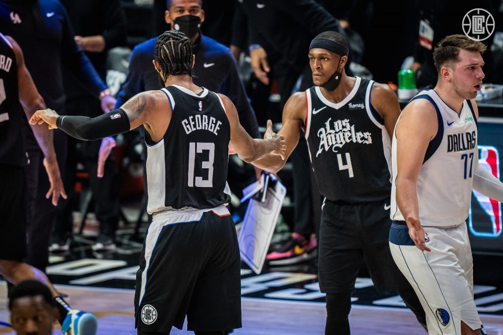 Courtside with Clippers – Round 1 of the NBA Playoffs