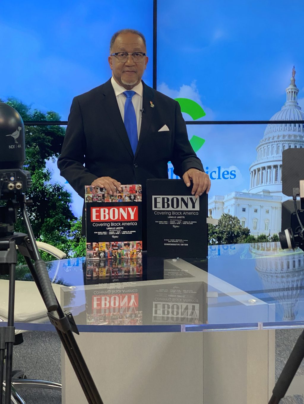 EBONY 75th Anniversary Book Chronicles Black American Excellence and History