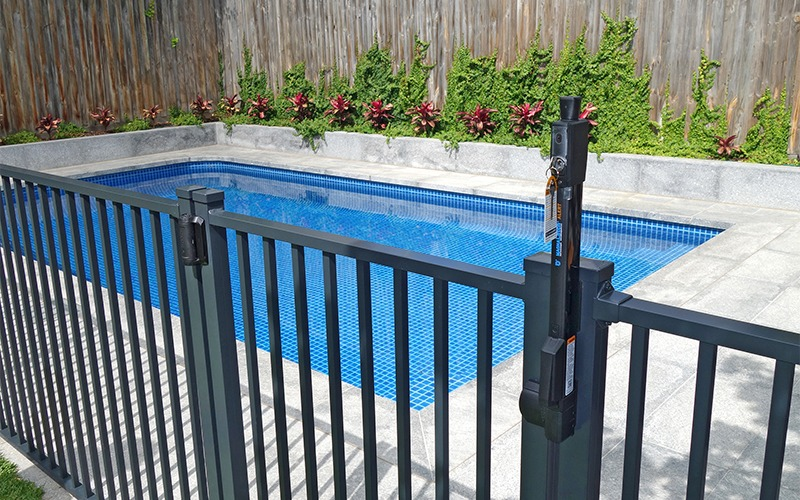 Safe Gates Help Save Lives – Check Your Pool Gate Month