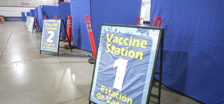 About 7 Percent Of Kern's Adolescents Have Begun Covid-19 Vaccination Series