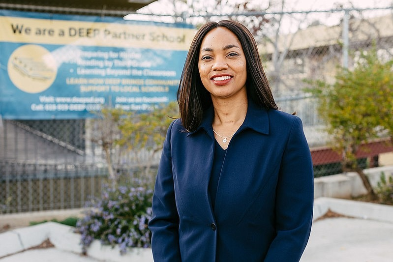Asm. Akilah Weber's First Bill Pushes California to Be Prepared for Next Pandemic