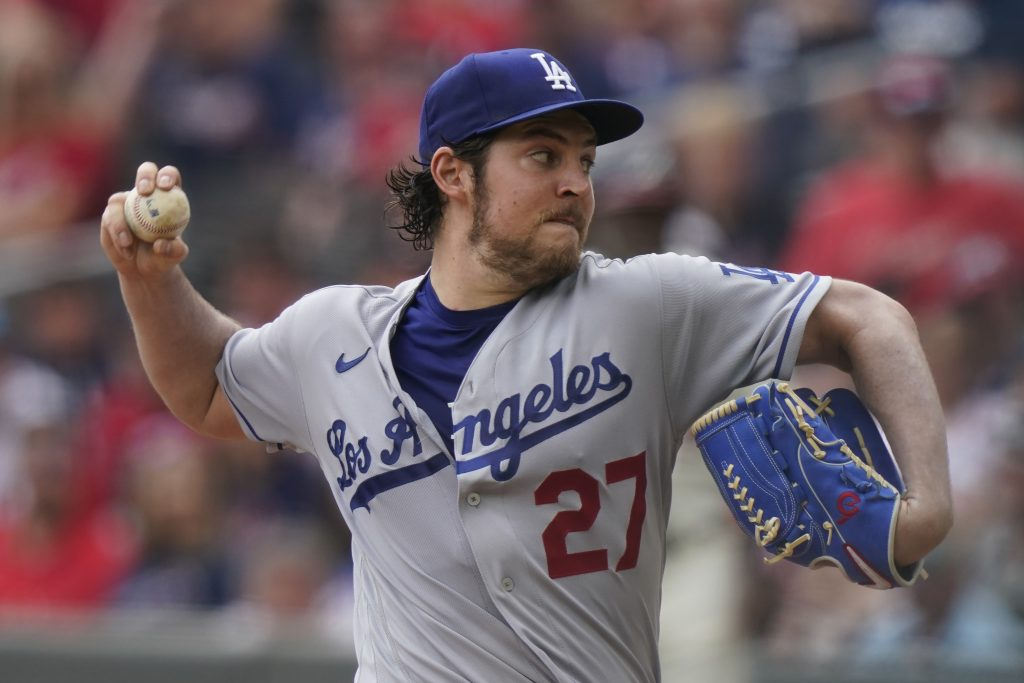 Dodgers getting back on track