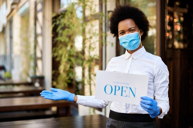 Some Upbeat News for Black Businesses Still Reeling From Pandemic Losses