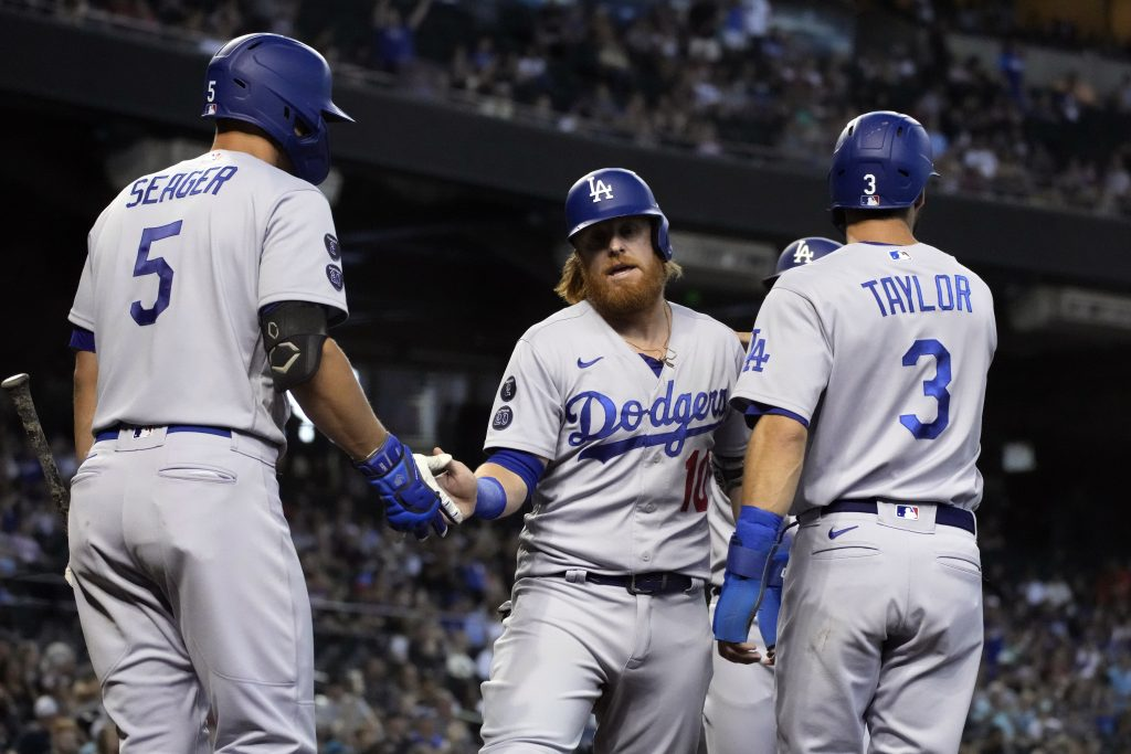 Dodgers roll after big-time trade