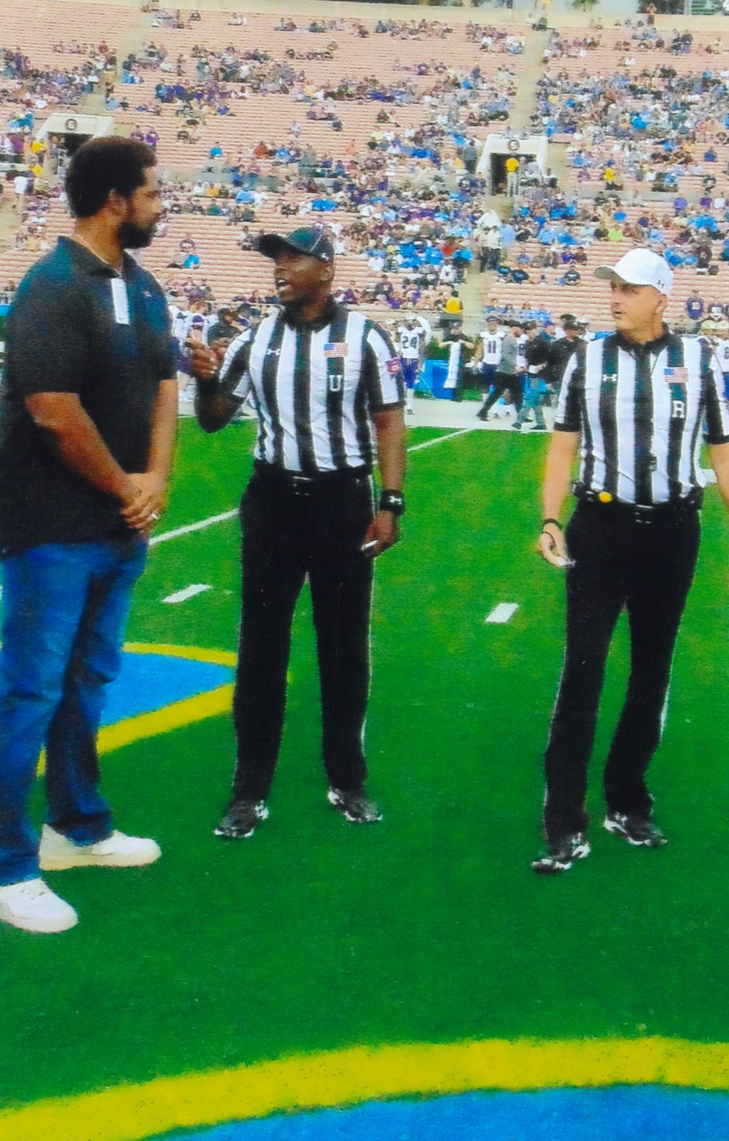 PAC-12 Officials find way to be ready