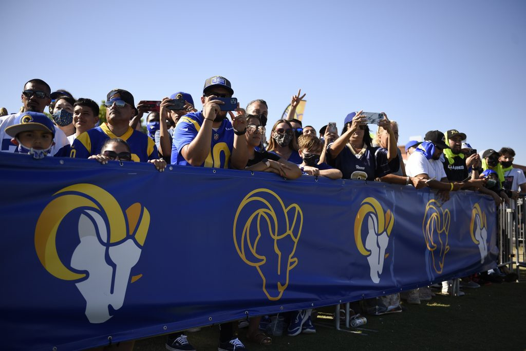 Rams have Camp Schedule