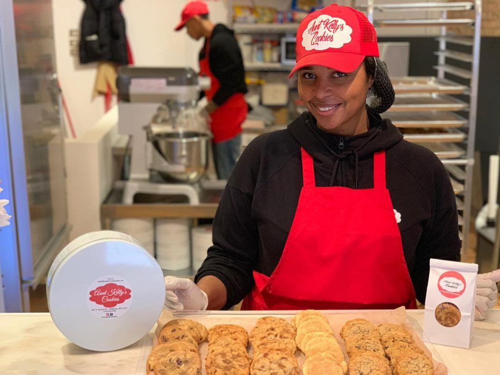 Aunt Kelly's Cookies Providing the Fresh, Old-School Flavor to Delighted Customers