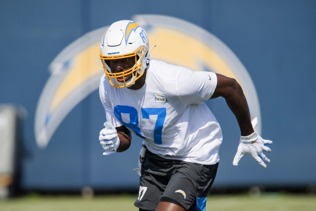 Chargers Weekly- Bolts Fans Meet Tight End Jared Cook