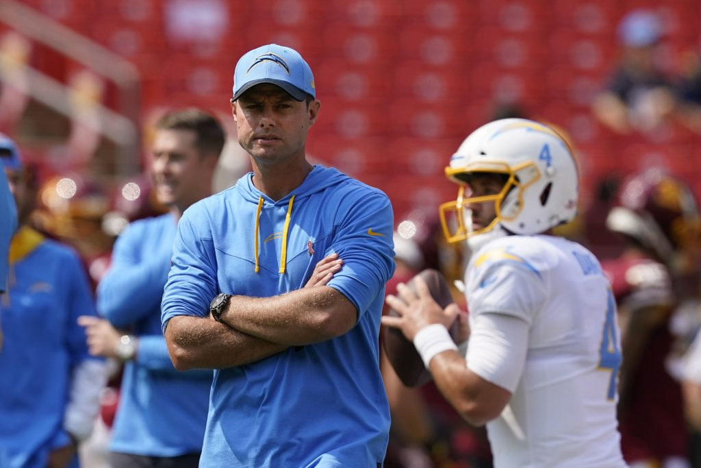 Chargers Weekly- Head Coach Brandon Staley Fulfills a Dream