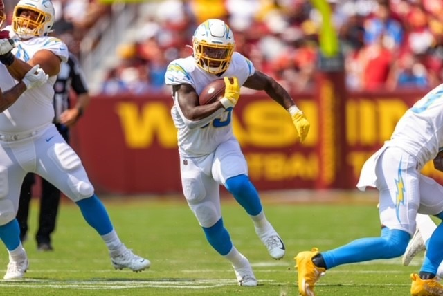 Chargers Weekly- Sixth Round Draft Pick Larry Rountree Had His Future Planned Out
