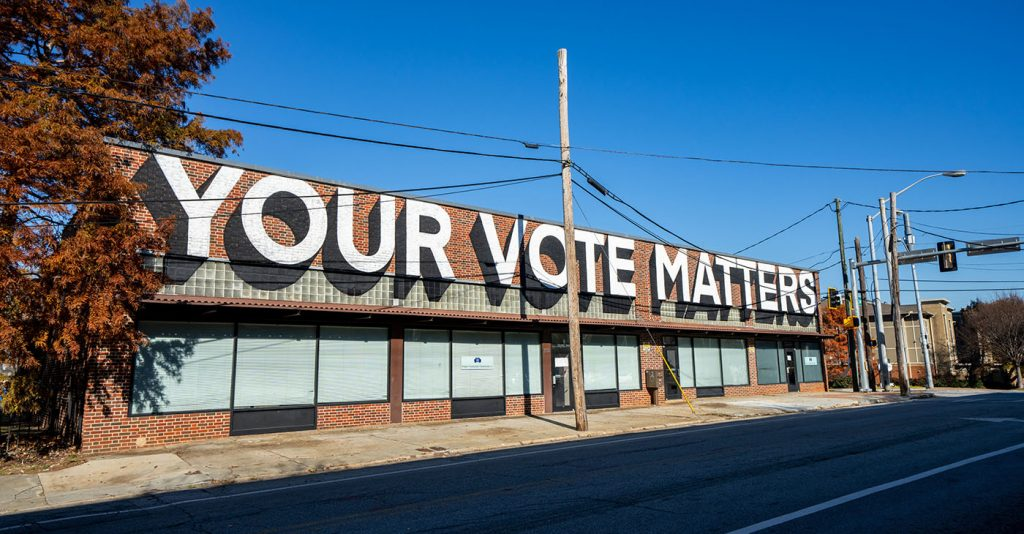 OP-ED: Grassroots Organizers Should Be Celebrated in Georgia's 95% Voter Registration Rate