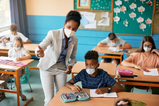 Opinion: How You Can Help Your Kid Readjust to In-Person Schooling