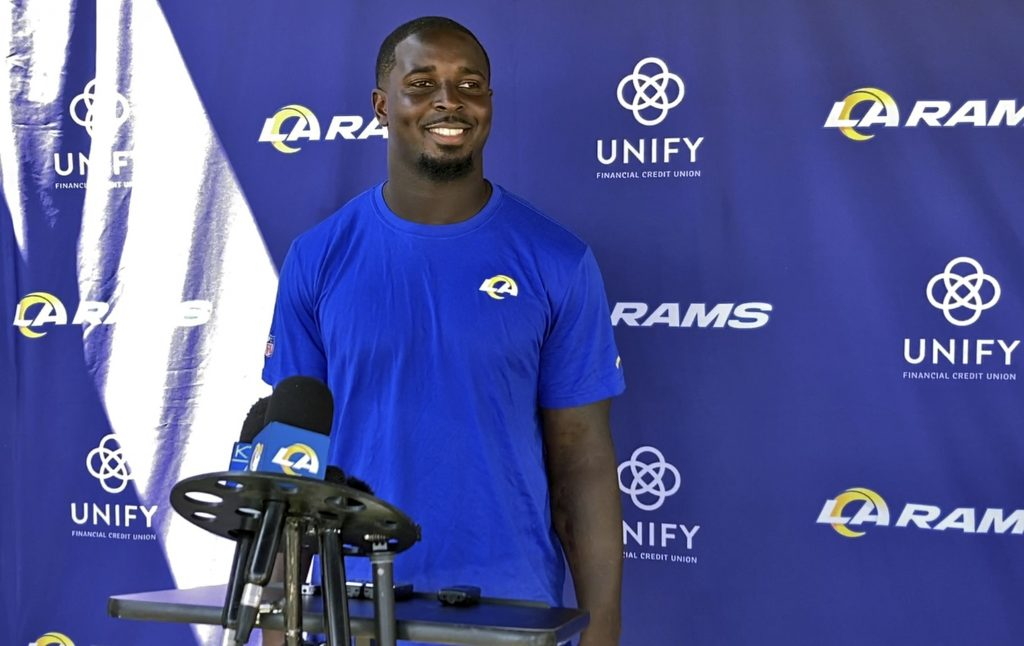 Rams making moves prepping for season