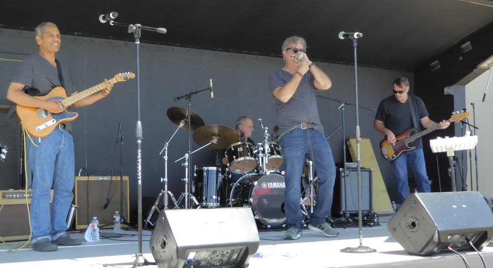 Rockin' the Blues at the 8th Annual Lawndale Blues Festival