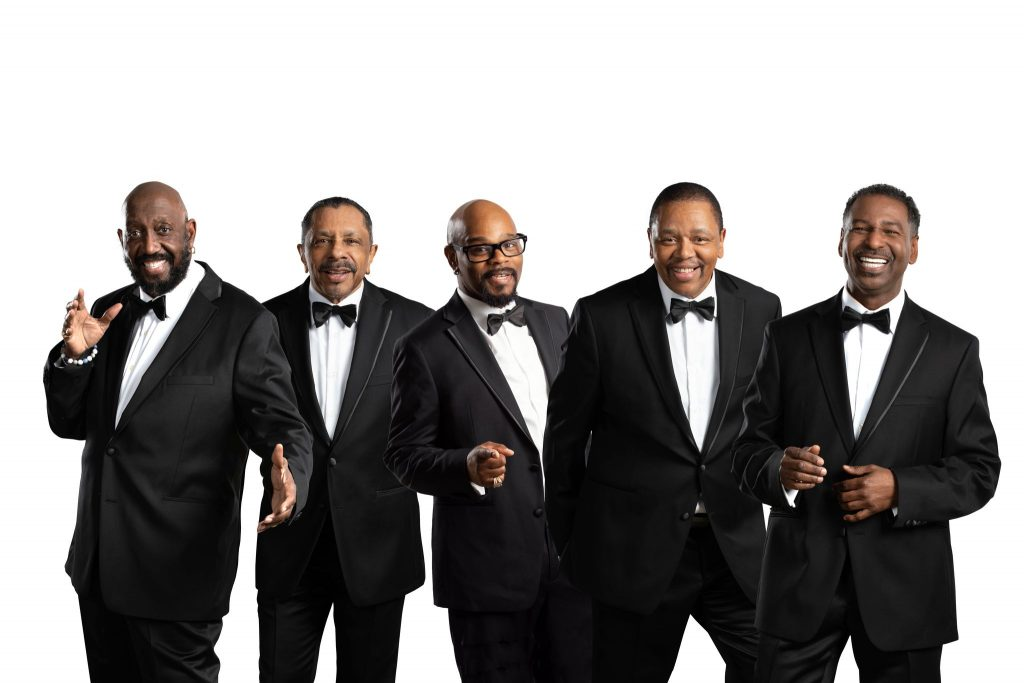 Temptations Mark 60th Anniversary with Release of New Single with Smokey Robinson