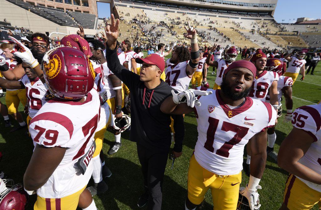 39-Year Old Becomes 1st Black Head Football Coach at Univ. of Southern California