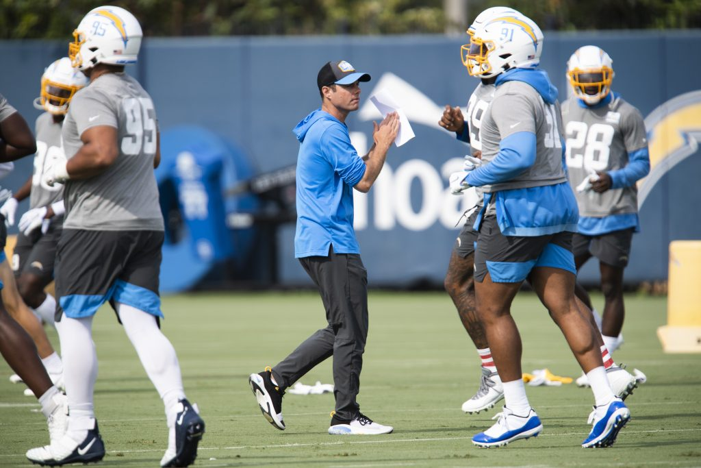 Chargers Weekly- Coach Brandon Staley is a Culture Changer