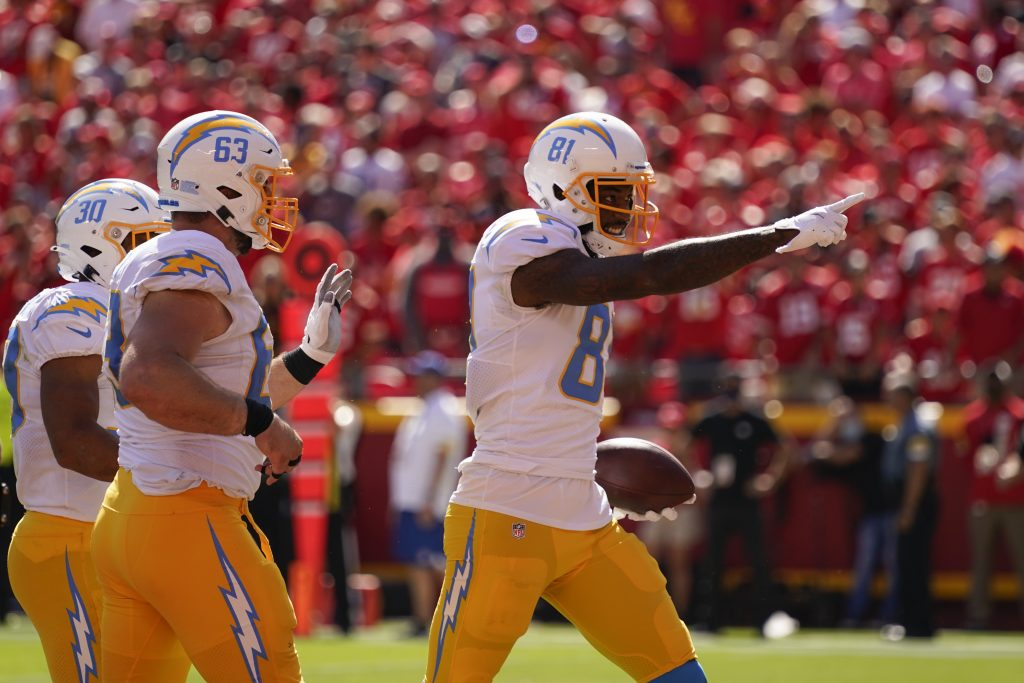 Chargers Weekly- Mike Williams on Pace for His Most Productive Season Yet