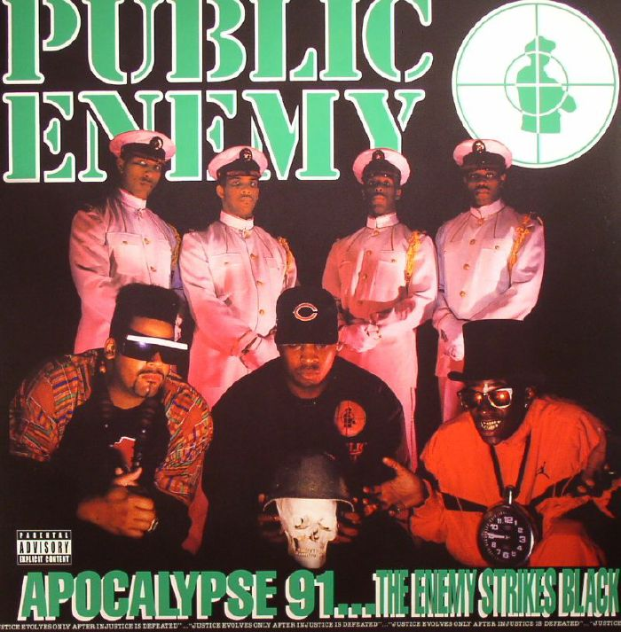 """The HD Videos For """"By The Time I Get To Arizona,"""" """"Nighttrain"""" and """"Shut 'Em Down"""" Debut On Public Enemy's Official YouTube Channel"""