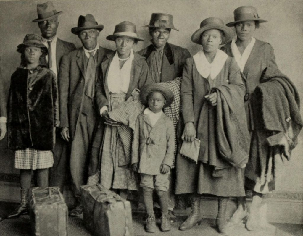 The Way West: Reparations Task Force Looks at Black Migration to California